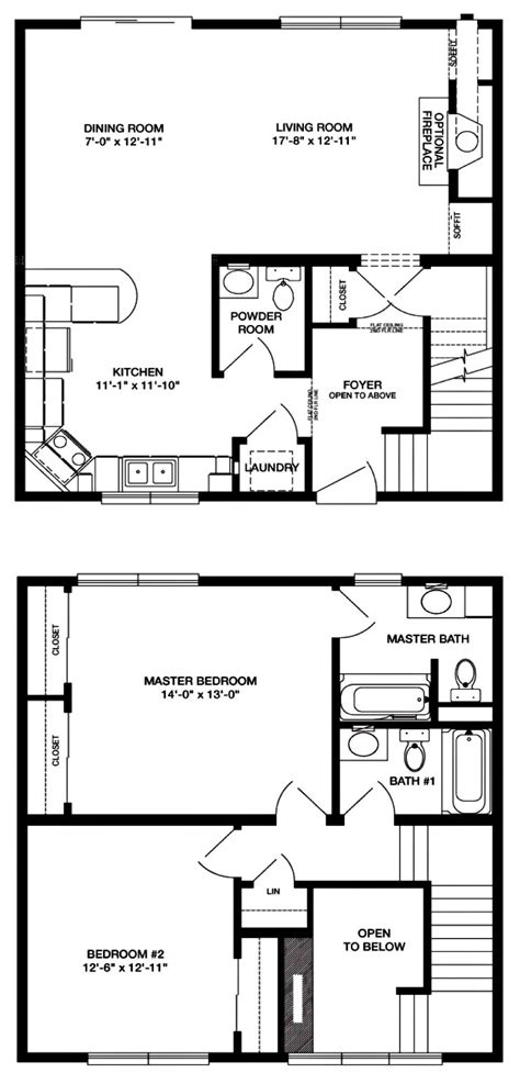 preston floor plan preston modular home floor plan