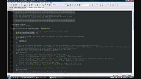 tutorial unity remote 4 unity scripting tutorial 1 xbox 360 controller set up