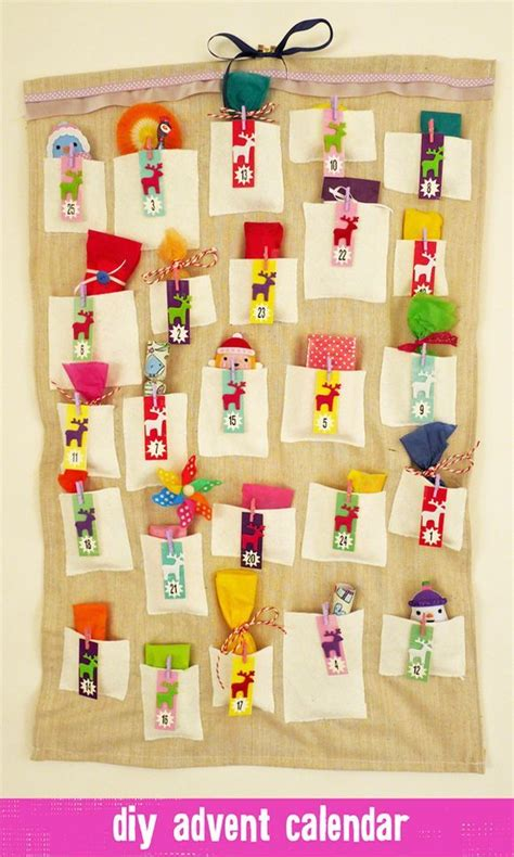 make your own advent calendar fabric how to make your own advent calendar advent calendar