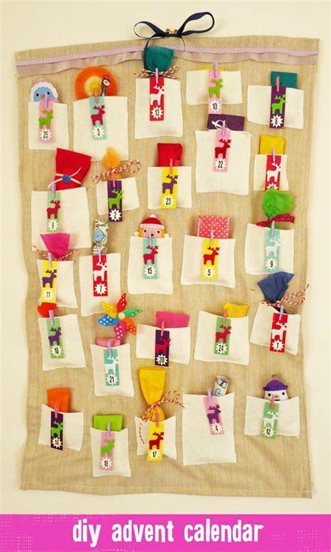 how to make your own advent calendar advent calendar fabrics and calendar