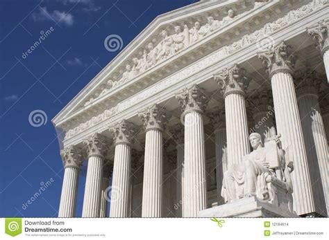 us supreme court closeup of details royalty free stock the us supreme court stock images image 12184614