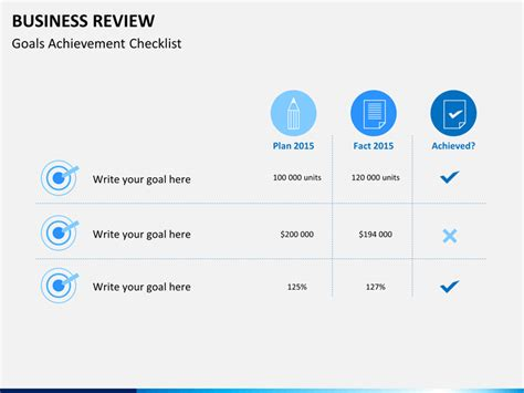 powerpoint presentation templates for business review business review powerpoint template sketchbubble