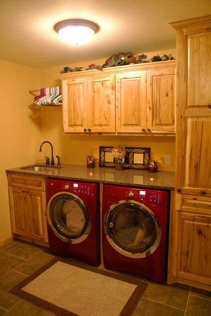 rustic cabinets for laundry room rustic laundry room traditional laundry room