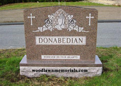 woodlawn memorials cemetery memorials headstones double monuments cemetery memorials headstones