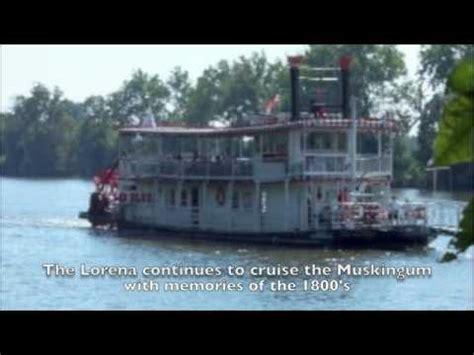 paddle boat zanesville ohio riverboat paddle wheeler houseboat jack hargrave de