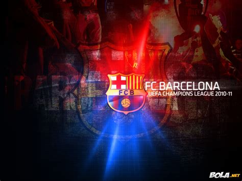 wallpaper klub barcelona download wallpaper barcelona bola net