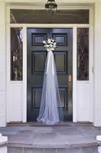 How To Make Wedding Decorations At Home Mi Adorno Para La Puerta El D 237 A De La Boda Foro Antes De