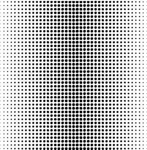 white pattern dots vector dots pattern on a white stock vector colourbox
