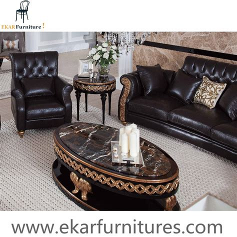 Leather Sofa Sets From Dubai Chesterfield Style Dubai Leather Sofa Furniture Buy