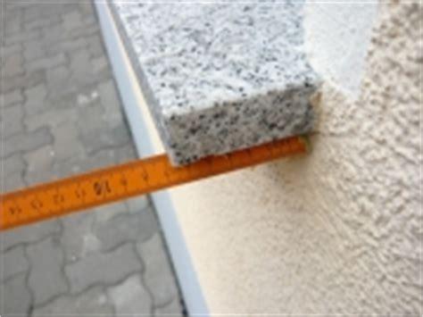 granit fensterbank einbauen w 195 rmed 195 mmverbundsystem baufachforum wilfried berger