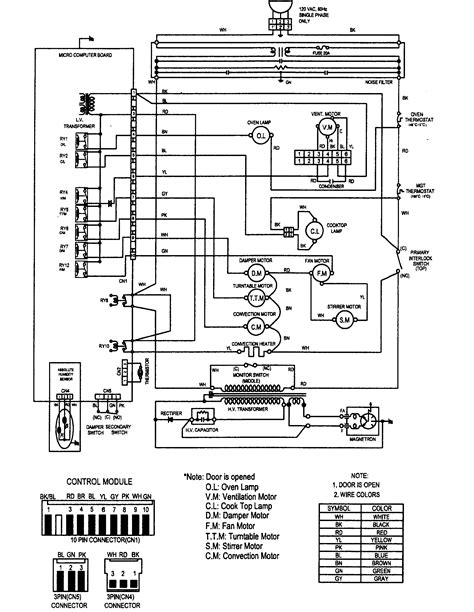wiring diagram for kitchenaid oven wiring diagram manual
