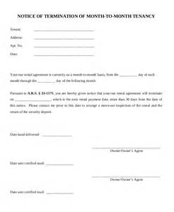 Notice Letter To Landlord Template by 15 Notice Letters Free Premium Templates