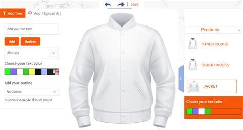 jacket design software download custom online tracksuit design software to complement