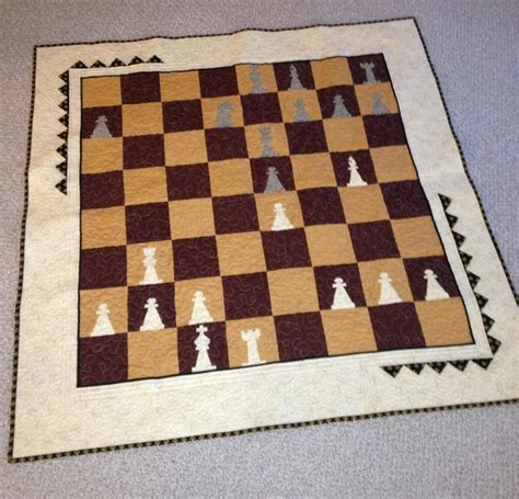 design pattern for chess game you have to see chess game quilt for baby boy on craftsy