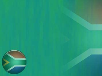 south africa flag 13 powerpoint templates