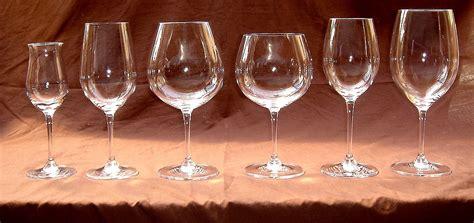 Stemware Glasses Confessions Of A Wino 187 Archive 187 Which Wine Glasses