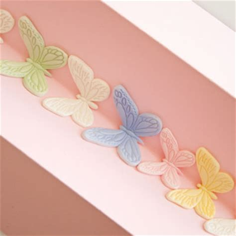 how to make gum paste butterflies cakejournal com