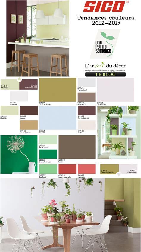 couleur de peinture pour chambre 344 sico semence tendances couleurs