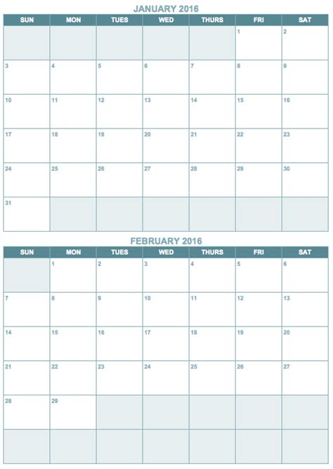 printable calendar multiple months printable calendar 4 months per page autos post