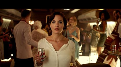 coke commercial jess actress diet coke 174 invites fans to get a taste of the good life