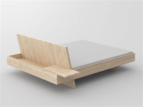 letti matrimoniali in legno massello letto matrimoniale in legno massello somnia by vitamin