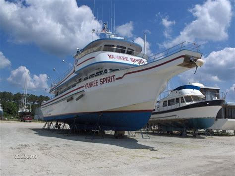 pt boat converted to yacht yankee spirit an 80 lydia whale watching boat converted