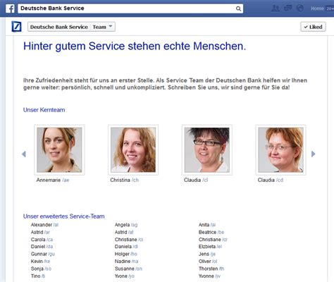 deutsche bank client login deutsche bank promotes social customer