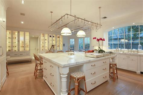 Kitchen Design With Fascinating Large Kitchen Island Large Kitchen Designs
