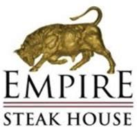 empire steak house empire steak house trademark of rjj restaurant llc serial number 85150681