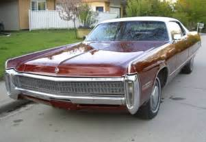 1972 Chrysler Imperial For Sale Hemmings Find Of The Day 1972 Chrysler Imperial Le