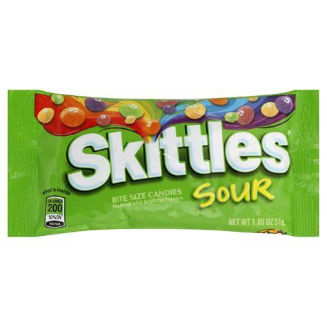 Bites 123 Flavour Apple 50 G skittles candies bite size sour 1 8 oz 51 g food