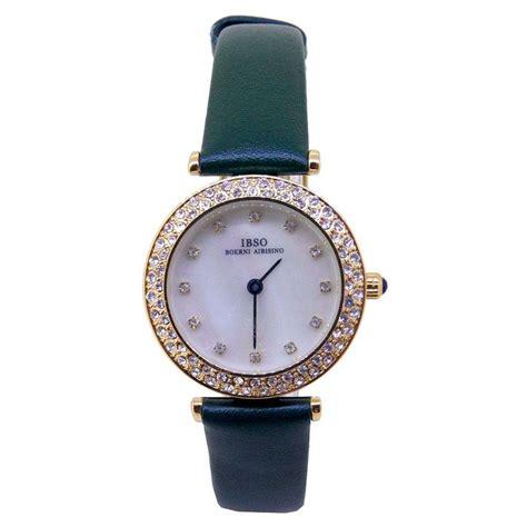 ibso jam tangan analog wanita n7496 1 green