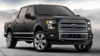 Ford Trucks 2016 2016 Ford F 150 Limited Overview