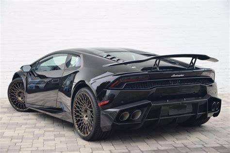 Lamborghini On Sale Mansory Lamborghini Huracan On Sale For 290k