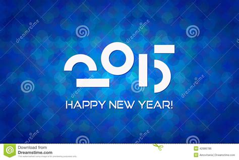 happy new year 2015 banner abstract minimalistic happy new year 2015 banner stock