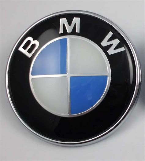 bmw replacement logo bmw roundel replacement emblem for or trunk ornament