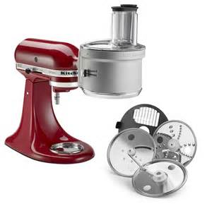 kitchenaid food processor attachment stand mixer juicer