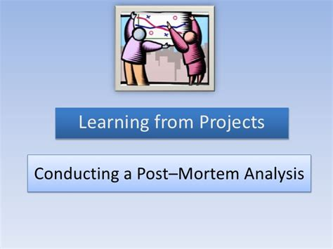 post mortem template powerpoint post mortem analysis