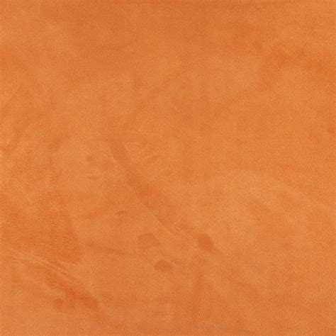 upholstery microfiber fabric apricot coral or orange premium soft microfiber suede