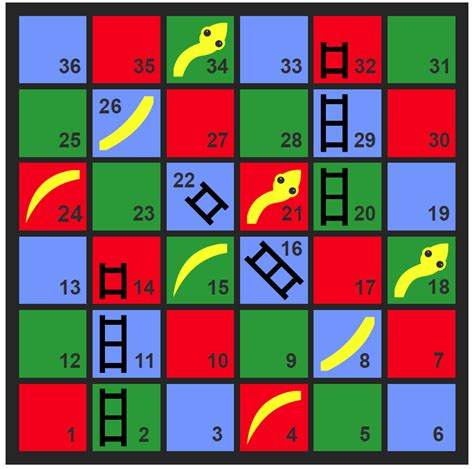snakes and ladders printable template free printable snakes and ladders board template new