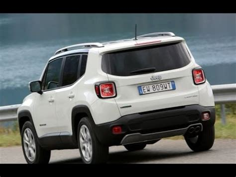 nissan jeep 2016 2016 jeep renegade offroad testing