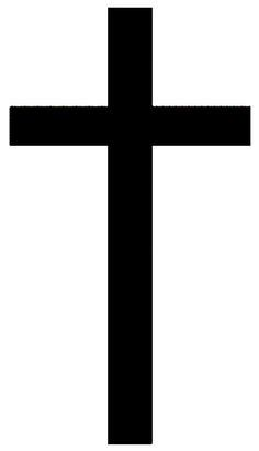 simple cross pictures clipart best