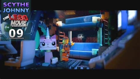 lego movie double couch let s play lego movie video game 09 double decker couch