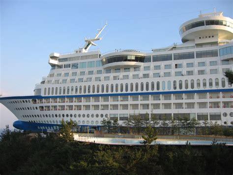 resort cruise sun cruise resort south korea s wacky cruise ship