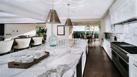 Pics Of Marble Countertops - living with marble countertops here s the cold