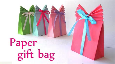 How To Make Different Types Of Paper Bags - for top of treemoravian for