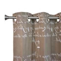 rideau marron rideaux large choix de produits 224 d 233 couvrir
