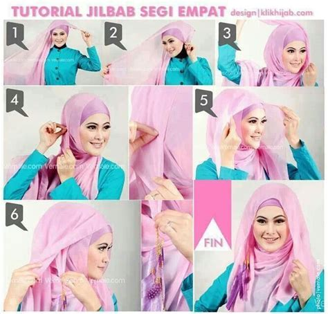 tutorial jilbab segi empat bella 1000 images about tutorial hijab pesta on pinterest