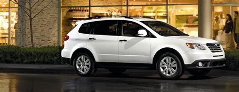 subaru suv white 2010 subaru tribeca information and photos zombiedrive