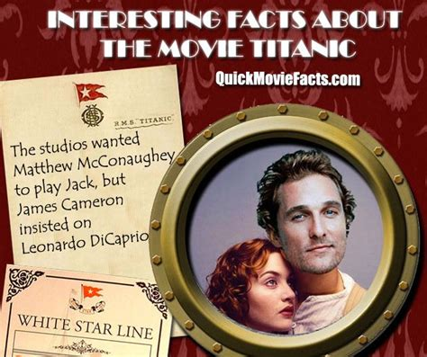 film titanic facts 35 amazing titanic movie facts makes me smile